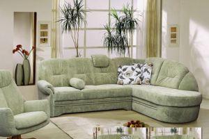 Угловой тканевый диван Erfrut - Импортёр мебели «Рес-Импорт»