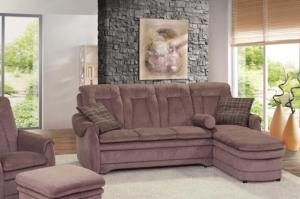 Угловой тканевый диван Madeira - Импортёр мебели «Рес-Импорт»