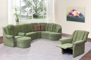 Угловой тканевый диван Sandy - Импортёр мебели «Рес-Импорт»