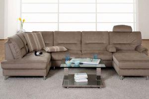 Угловой тканевый диван Selecta Aktiv Andy - Импортёр мебели «Рес-Импорт»