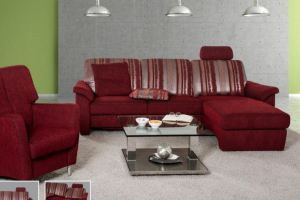 Угловой тканевый диван Toledo - Импортёр мебели «Рес-Импорт»