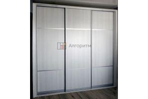 Угловой встроенный шкаф-купе - Мебельная фабрика «Алгоритм»