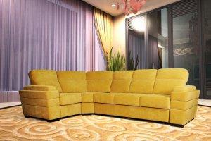 Диван  Даллас угловой - Мебельная фабрика «Ихсан»