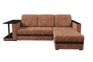 Угловой диван Адамс со столиком - Мебельная фабрика «Фиеста-мебель»