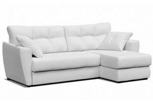 Белый угловой диван Амстердам - Мебельная фабрика «Фиеста-мебель»