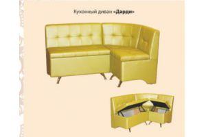Уголок для кухни Дарди - Мебельная фабрика «ФСМ Дарди»