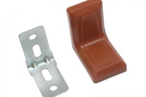 Уголок мебельный с декоративной накладкой - Оптовый поставщик комплектующих «МЕТАЛЛИСТ»