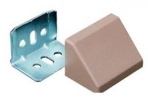 Уголок соединительный мебельный 223022-0380 - Оптовый поставщик комплектующих «СЛОРОС»