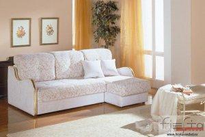 Угловой диван Ваниль - Мебельная фабрика «Фиеста-мебель»