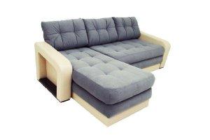 Диван с оттоманкой Жаклин - Мебельная фабрика «Фиеста-мебель»
