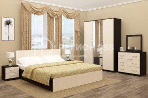 Универсальная спальня Зиля - Мебельная фабрика «Регион 058»