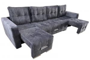 Универсальный диван Плаза - Мебельная фабрика «Лора»