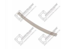 Уплотнитель для купе 10*8 мм - Оптовый поставщик комплектующих «Мебельщик»