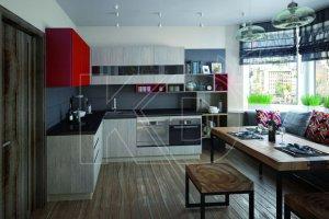 Уютная Кухня Бруно - Мебельная фабрика «Кухонный двор»