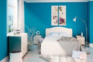 Уютная спальня Эльза - Мебельная фабрика «Сурская мебель»