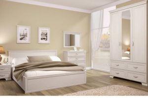 Уютная светлая спальня Венеция - Мебельная фабрика «Эдельвейс»