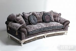 Уютный диван Beatrice - Мебельная фабрика «Фурман»