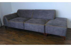 Уютный диван Монблан - Мебельная фабрика «Эволи»