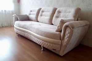 Уютный диван Соренто-2 - Мебельная фабрика «Данила Мастер»