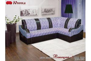 Угловой диван Венеция 1 - Мебельная фабрика «МК Юника»