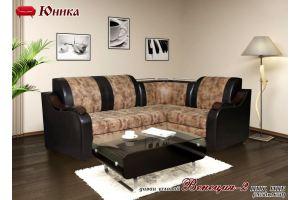 Угловой диван Венеция 2 - Мебельная фабрика «МК Юника»