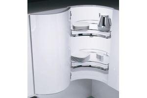 Верхняя угловая карусель TOP WHEEL PRO KONKAV - Оптовый поставщик комплектующих «Duslar»