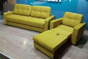 Диван Верона 15 с креслом-кроватью - Мебельная фабрика «Сапсан»