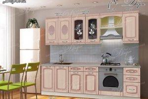 Кухня прямая Верона - Мебельная фабрика «Дара»