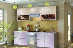 Кухонный гарнитур Вероника-2 - Мебельная фабрика «Дара»