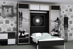 Вертикальная откидная кровать - Мебельная фабрика «Анталь»