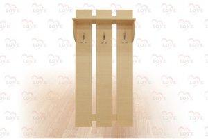 Вешалка 3 крючка - Мебельная фабрика «Любимая Мебель»