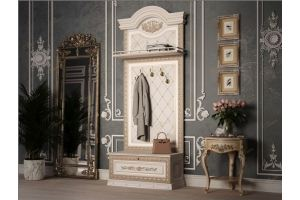 Вешалка Б11.2-1 Павлин - Мебельная фабрика «Благо»