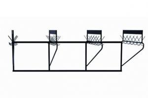 Вешалка гардеробная поворотная 2 настенная - Мебельная фабрика «Реванш СПБ»