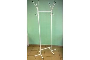 Вешалка напольная Двойка - Мебельная фабрика «Металл Мебель»