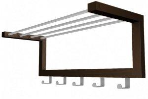 Вешалка настенная Дольче - Мебельная фабрика «Мебелик»