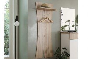 Вешалка настенная Тесоро - Мебельная фабрика «Лазурит»