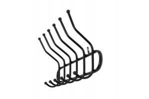 Вешалка Овал 6 крючков - Мебельная фабрика «Модуль»