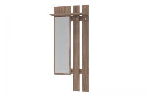 Вешалка с зеркалом - Мебельная фабрика «Форс»