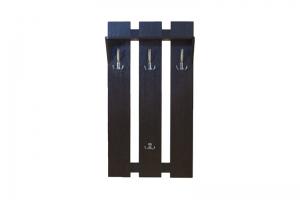 Вешалка Уют 3П венге - Мебельная фабрика «Шарм-Дизайн»