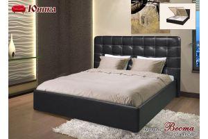 Кровать с подъемным механизмом  Веста - Мебельная фабрика «МК Юника»