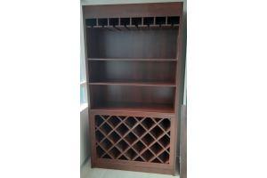 Винный шкаф - Мебельная фабрика «Радуга-Мебель»