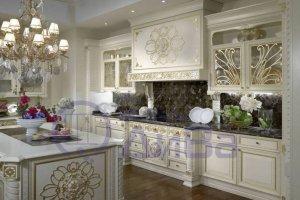Винтажная кухня дизайн - Мебельная фабрика «ДиВа мебель»