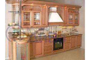 Винтажная кухня классическая - Мебельная фабрика «ДиВа мебель»
