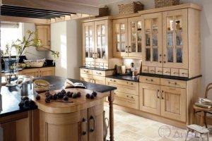 Винтажный кухонный гарнитур - Мебельная фабрика «ДиВа мебель»