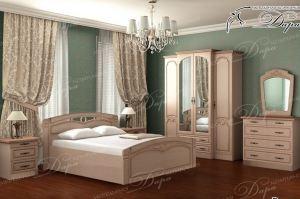 Спальный гарнитур Виола - Мебельная фабрика «Дара»