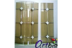 Витраж кухонный 02 - Оптовый поставщик комплектующих «Artbis»