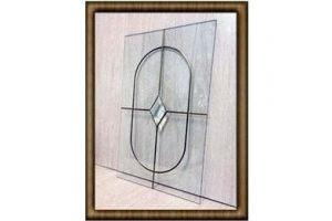 Витраж мебельный Ф4 - Оптовый поставщик комплектующих «Роялти-Компани»