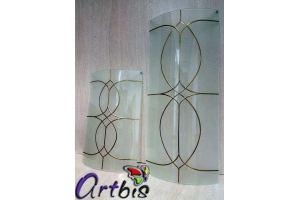 Витраж мебельный К3 - Оптовый поставщик комплектующих «Artbis»
