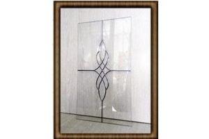 Витраж мебельный К67 - Оптовый поставщик комплектующих «Роялти-Компани»