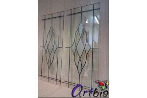 Витраж мебельный Т2 - Оптовый поставщик комплектующих «Artbis»